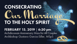 Anniversary Mass for All Couples @ St. John Neumann Catholic Church