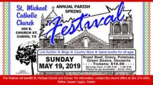 St. Michael Catholic Church Festival @ St. Michael Catholic Church