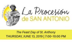 La Procesión de San Antonio @ San Fernando Cathedral