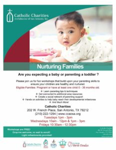 Parenting Class @ Catholic Charities
